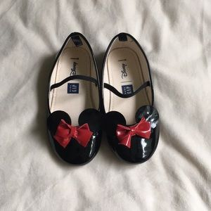 Minnie Mouse Ballet Shoes